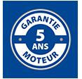 * Garantie moteur